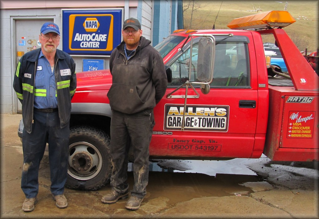Allen's Garage and Towing